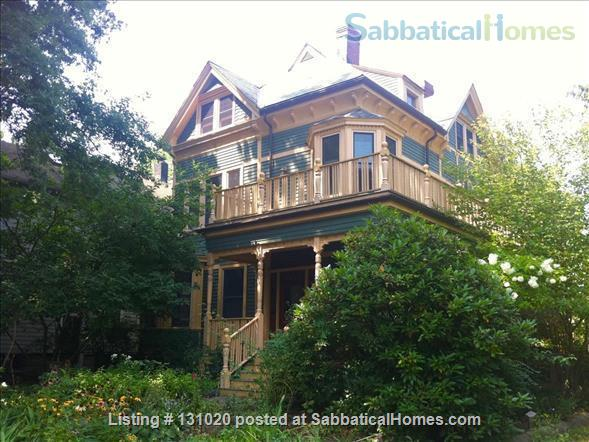 Stylish 3BR (2000sq ft) sabbatical oasis in the heart of Cambridge Home Rental in Cambridge, Massachusetts, United States 8