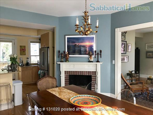 Stylish 3BR (2000sq ft) sabbatical oasis in the heart of Cambridge Home Rental in Cambridge, Massachusetts, United States 0