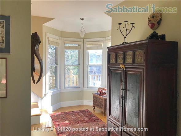 Stylish 3BR (2000sq ft) sabbatical oasis in the heart of Cambridge Home Rental in Cambridge, Massachusetts, United States 4