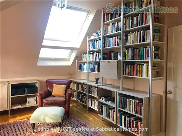 Stylish 3BR (2000sq ft) sabbatical oasis in the heart of Cambridge Home Rental in Cambridge, Massachusetts, United States 5