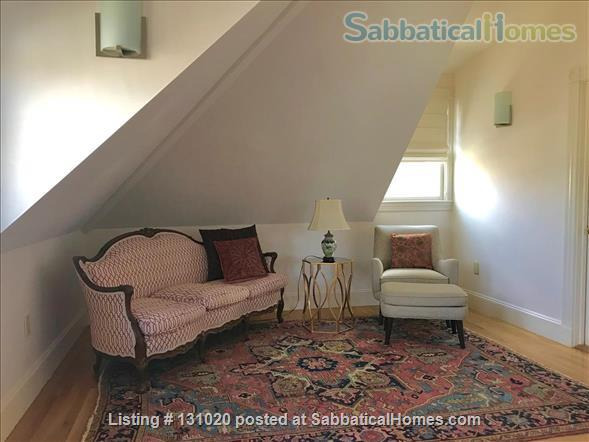 Stylish 3BR (2000sq ft) sabbatical oasis in the heart of Cambridge Home Rental in Cambridge, Massachusetts, United States 6