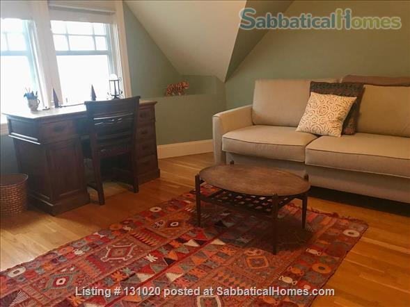 Stylish 3BR (2000sq ft) sabbatical oasis in the heart of Cambridge Home Rental in Cambridge, Massachusetts, United States 7