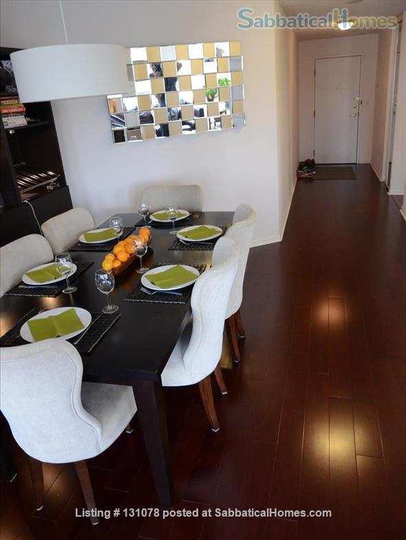 2 bdrm, 2 bthrm furnished condo in the heart of downtown Toronto Home Rental in Toronto, Ontario, Canada 3