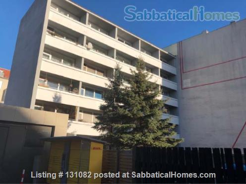 Berlin - Schoeneberg: Sunny studio on 5th floor with balcony and parking Home Rental in Berlin, Berlin, Germany 8