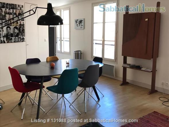 Quiet lovely apartment in XVIII century courtyard in the heart of Paris Home Rental in Paris, Île-de-France, France 2