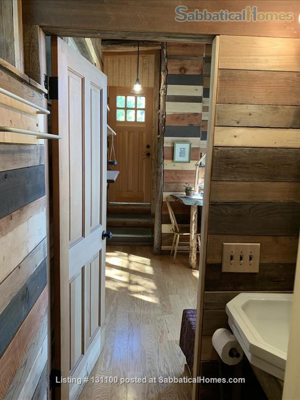 Cabin in the trees Home Rental in Berkeley, California, United States 9