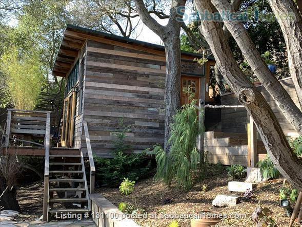 Cabin in the trees Home Rental in Berkeley, California, United States 0