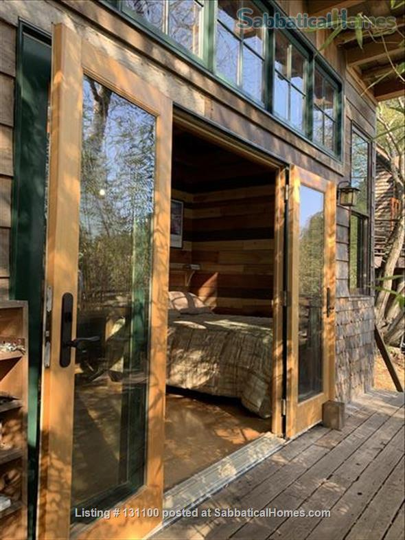 Cabin in the trees Home Rental in Berkeley, California, United States 3