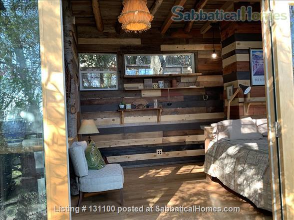Cabin in the trees Home Rental in Berkeley, California, United States 4