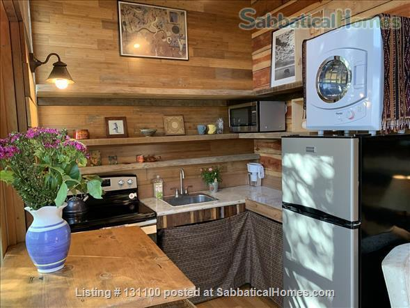 Cabin in the trees Home Rental in Berkeley, California, United States 5