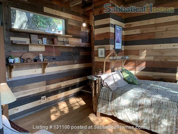 Cabin in the trees Home Rental in Berkeley, California, United States 8