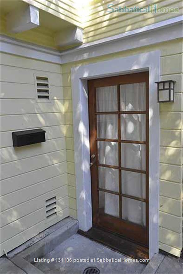 Rose Garden Studio, a sunny private studio apartment near downtown Berkeley and UC Home Rental in Berkeley 2 - thumbnail