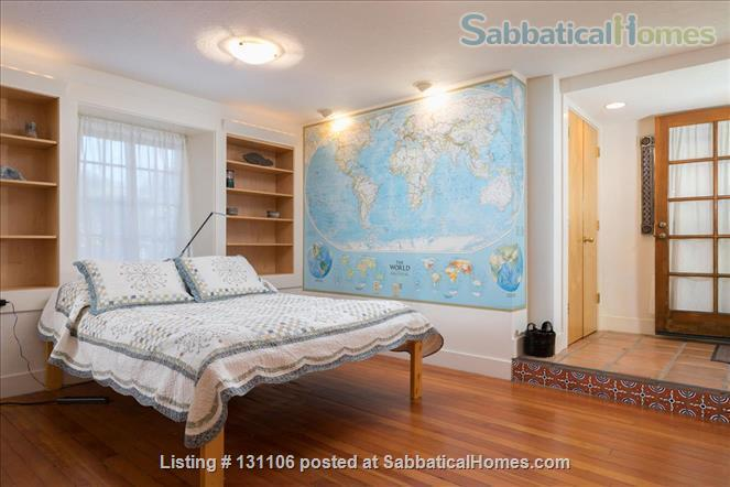Rose Garden Studio, a sunny private studio apartment near downtown Berkeley and UC Home Rental in Berkeley 3 - thumbnail