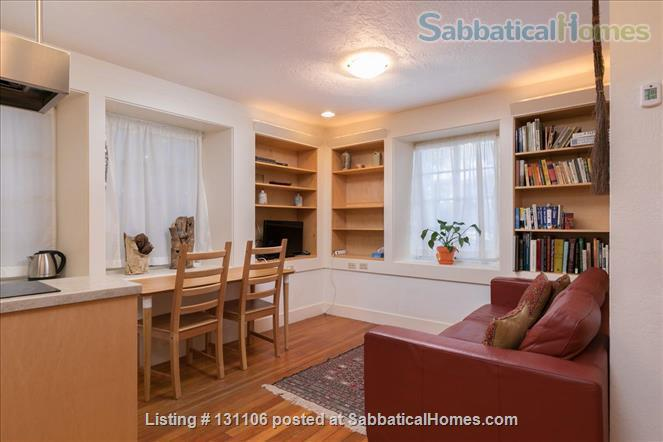 Rose Garden Studio, a sunny private studio apartment near downtown Berkeley and UC Home Rental in Berkeley, California, United States 4