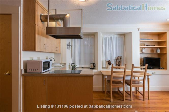 Rose Garden Studio, a sunny private studio apartment near downtown Berkeley and UC Home Rental in Berkeley 5 - thumbnail