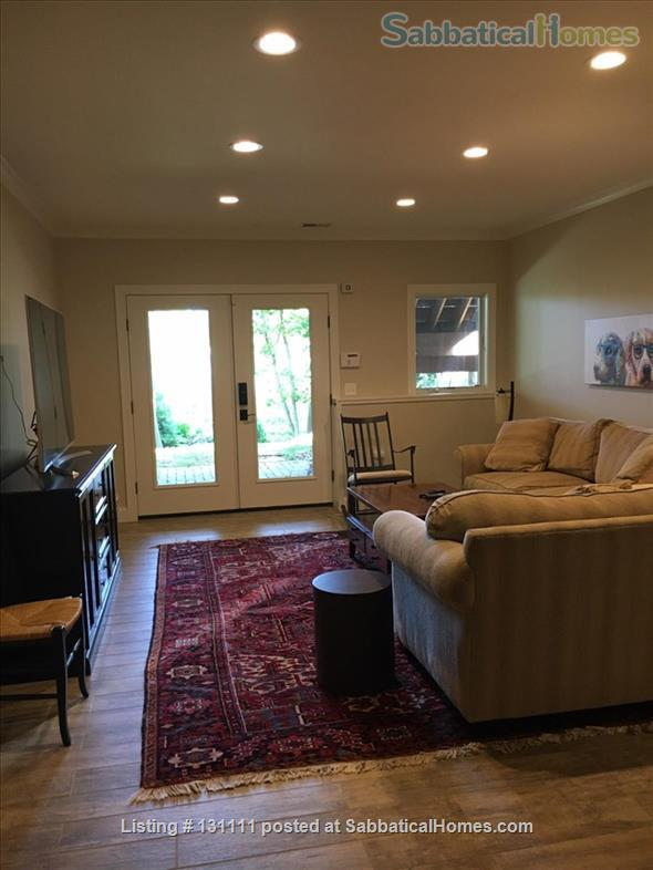 Unusual find! Newly constructed, beautiful 2 bedroom in best neighborhood in Ann Arbor! Easy walk to Kerrytown and Downtown!  Home Rental in Ann Arbor, Michigan, United States 1