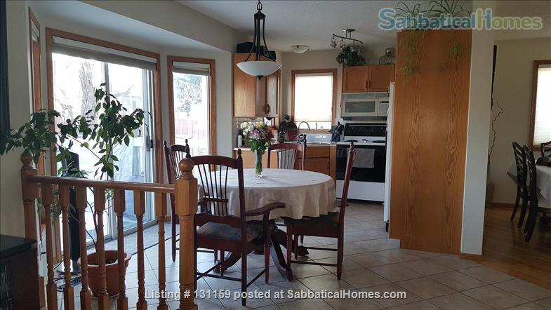 3 bedroom two story Home for rent  in quiet  cul-de-sac, near schools and hospital. Furnished or non furnished. Home Rental in Sherwood Park, Alberta, Canada 0