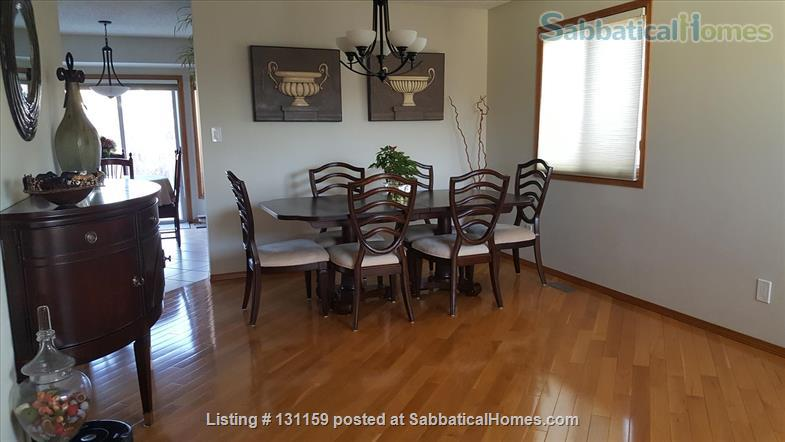 3 bedroom two story Home for rent  in quiet  cul-de-sac, near schools and hospital. Furnished or non furnished. Home Rental in Sherwood Park, Alberta, Canada 2