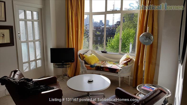 Bloomsbury Apartment WC1 Home Rental in London, England, United Kingdom 1