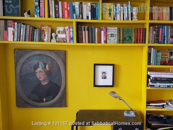 Bloomsbury Apartment WC1 Home Rental in London, England, United Kingdom 3