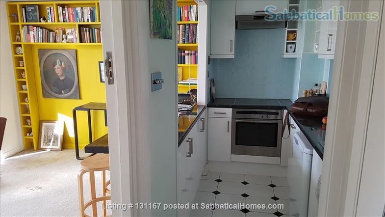 Bloomsbury Apartment WC1 Home Rental in London, England, United Kingdom 4