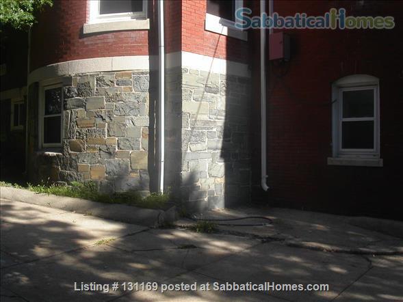 Furnished 2-room garden level suite Home Rental in Somerville, Massachusetts, United States 1