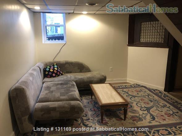 Furnished 2-room garden level suite Home Rental in Somerville, Massachusetts, United States 0