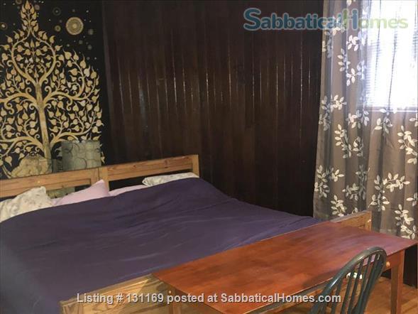 Furnished 2-room garden level suite Home Rental in Somerville, Massachusetts, United States 2