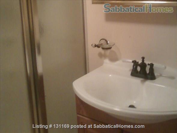 Furnished 2-room garden level suite Home Rental in Somerville, Massachusetts, United States 3