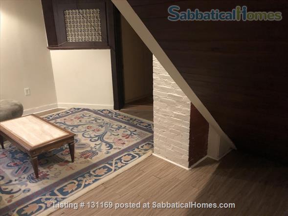 Furnished 2-room garden level suite Home Rental in Somerville, Massachusetts, United States 5