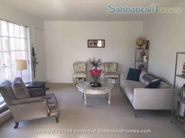 Bright & spacious 1-bedroom condo in Museum District Home Rental in Houston, Texas, United States 1