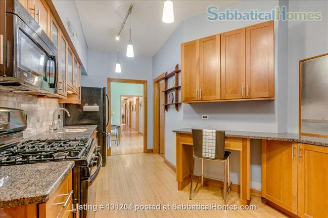 Furnished 2brd 2 bath near University of Chicago Home Rental in Chicago, Illinois, United States 0