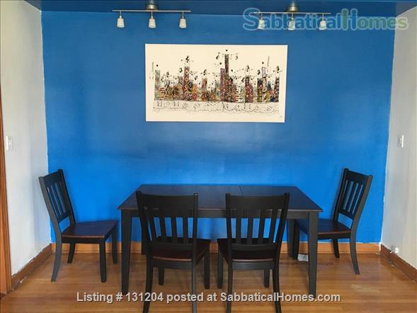 Furnished 2brd 2 bath near University of Chicago Home Rental in Chicago, Illinois, United States 2