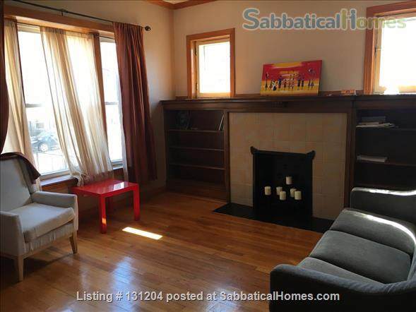 Furnished 2brd 2 bath near University of Chicago Home Rental in Chicago, Illinois, United States 3