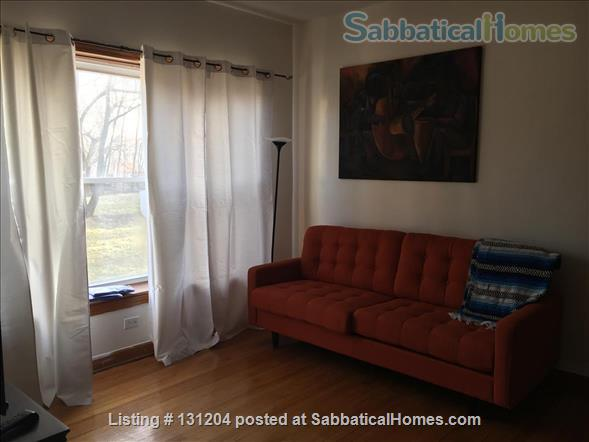 Furnished 2brd 2 bath near University of Chicago Home Rental in Chicago, Illinois, United States 4