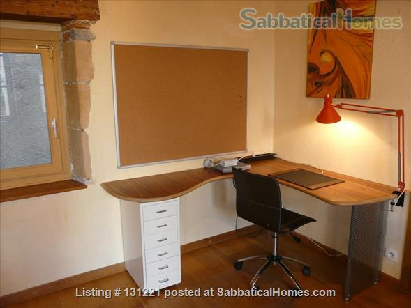 Apartment quiet and sunny for rent in the district of Vieux Lyon Home Rental in Lyon, Auvergne-Rhône-Alpes, France 4
