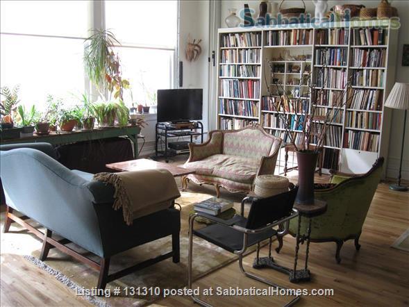 Midtown Manhattan Artist's Home Home Rental in New York, New York, United States 0