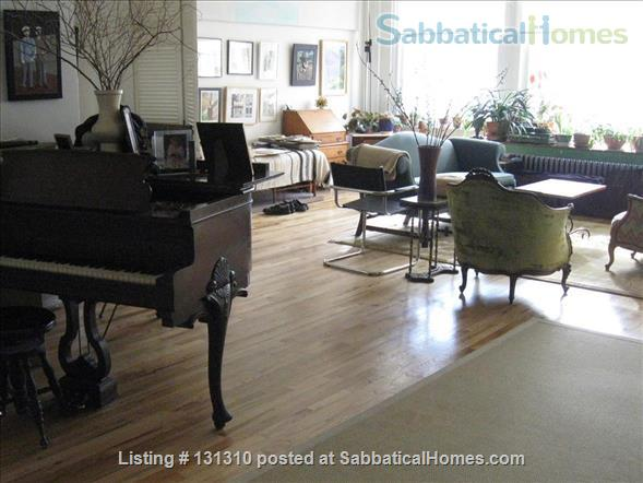 Midtown Manhattan Artist's Home Home Rental in New York, New York, United States 2
