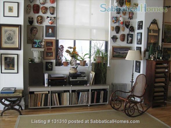 Midtown Manhattan Artist's Home Home Rental in New York, New York, United States 3