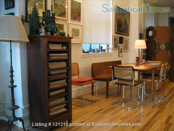 Midtown Manhattan Artist's Home Home Rental in New York, New York, United States 4