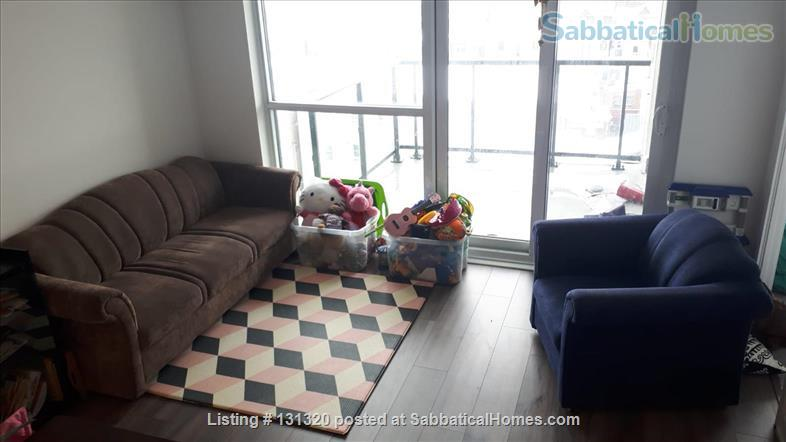 listing image for 2 bedroom apt in lovely immigrant neighbourhood close to subway and shops