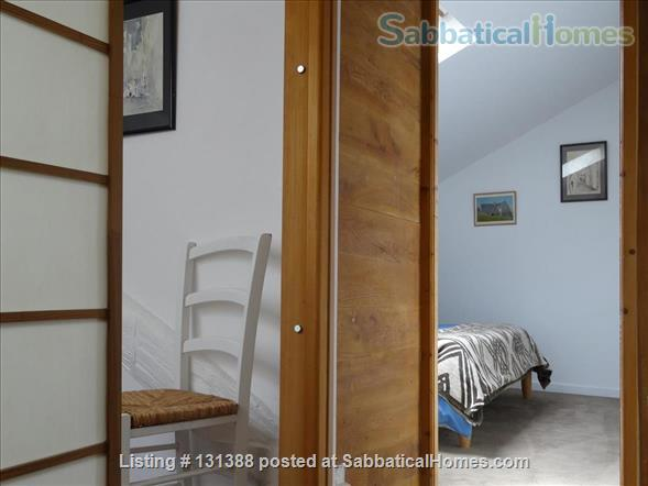 Bright and sunny Apt 4-5 persons with a view over the city Home Rental in Lyon, Auvergne-Rhône-Alpes, France 0