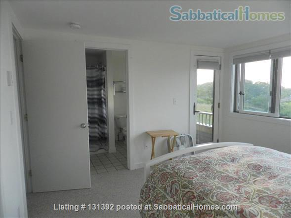 Truly stunning house on seaside estate; 1-hr drive to Cambridge / Boston; fully furnished. Gorgeous ocean views; private beaches & wild land to roam. Home Rental in Gloucester, Massachusetts, United States 7