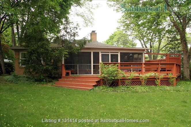 EXECUTIVE HOME FOR LEASE - EAST LANSING, GLENCAIRN NEIGHBORHOOD Home Rental in East Lansing, Michigan, United States 4
