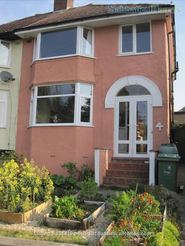 3-bed house nr Brookes Uni & Hospitals,easy access City Centre & University Home Rental in Oxfordshire, England, United Kingdom 1
