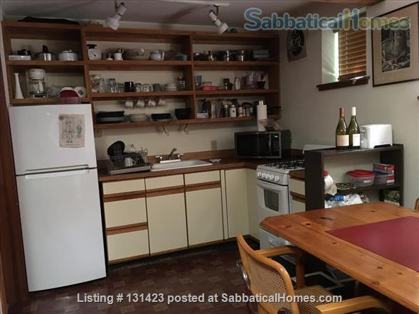 Quiet, spacious studio with full kitchen nestled in beautiful garden  Home Rental in Berkeley, California, United States 0