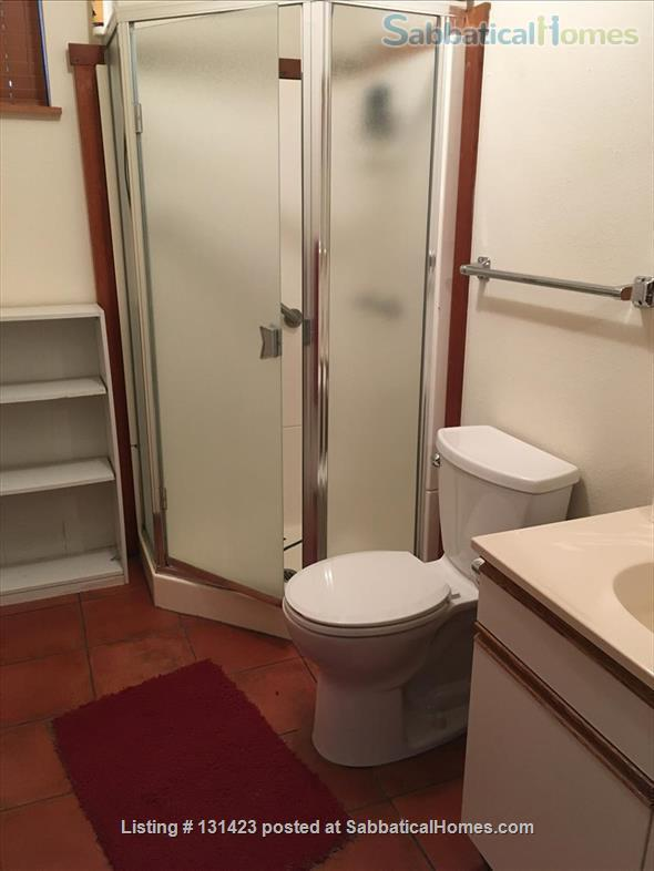 Quiet, spacious studio with full kitchen nestled in beautiful garden  Home Rental in Berkeley, California, United States 3