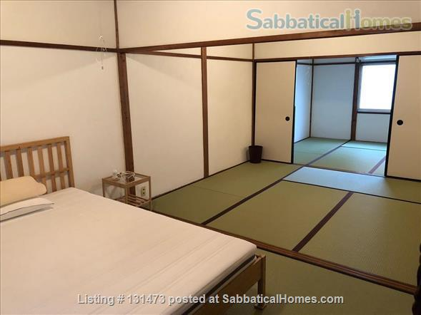 Newly renovated former traditional Kyoto kimono textile atelier Home Rental in Kyoto 8