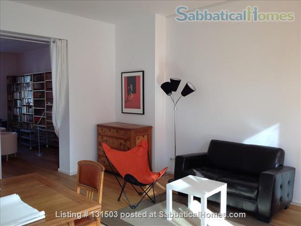 Sunny 3-room apartment in Berlin Home Rental in Berlin, Berlin, Germany 9