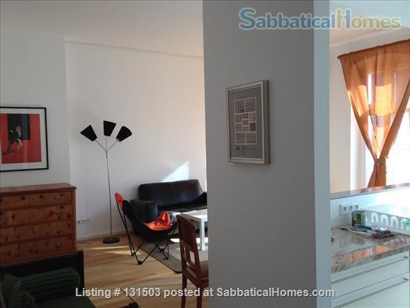 Sunny 3-room apartment in Berlin Home Rental in Berlin, Berlin, Germany 1